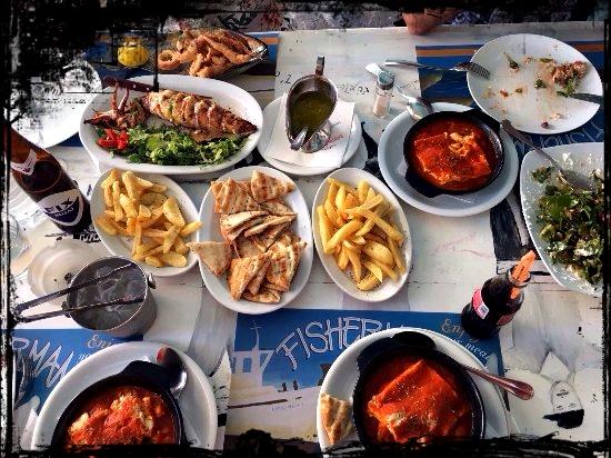, Eat like a local in Mykonos, Mykonos, Mykonos
