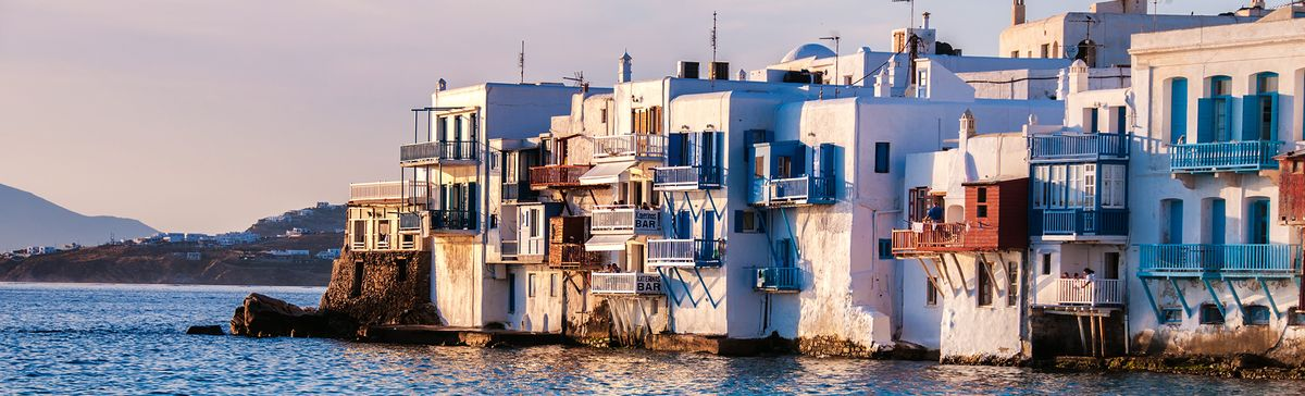 , Hidden beaches, Mykonos, Mykonos