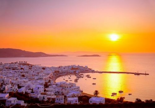, The Area, Mykonos, Mykonos